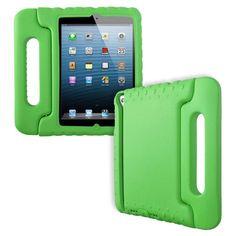 MPERO Ruff N' Tuff Foam Child Proof Neon Green Case for Apple iPad Mini Retina #EMPIRE