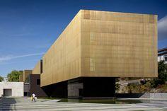 Platform of Arts in Guimaraes | Pitagoras Architects | Image © José Campos