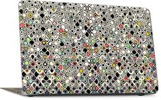 cellular ombre Laptop Skin Macbook Skin, Laptop Skin, Art Reproductions, Original Artwork, Custom Design, Infographics, Vectors, Fonts, Baby