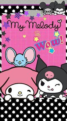 Melody y kuromi