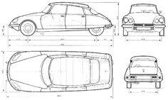 Citroën DS è un'autovettura di fascia alta prodotta dal 1955 al 1975 dalla Casa automobilistica francese Citroën www.tommyholiday.it