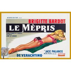Disqualified! The nomination for Le Mepris disallowed. Yes, Brigitte Bardot wears a bikini but the nude dip is in the sea not a #coolpool. Dommage! d. Jean-Luc Godard. #brigittebardot #godard #newwave #1963 #lemepris #PooldOr #PalmePiscine #poolsinmovies #frenchfilm #movie #swim