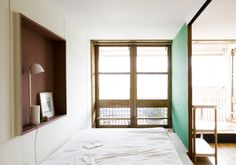 Ronan & Erwan Bouroullec Apartment 50 Installation FLC/ADAGP Paris Image credit: Studio Bouroullec
