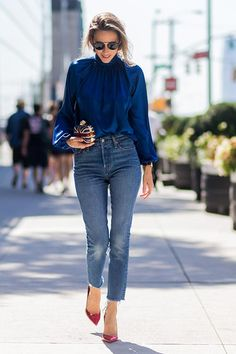 Casual Teacher Outfit, Casual Fall Outfits, Stylish Outfits, Casual Chic, Casual Street Style, I Love Fashion, Modest Fashion, Fashion Outfits, Outfit Jeans