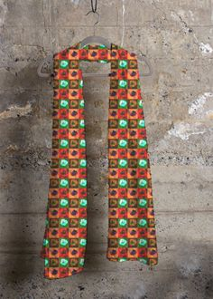 tulips scarf