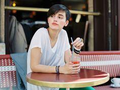 Vanessa Jackman: Anne-Catherine for Grazia.it