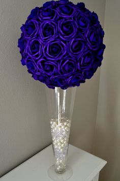 Hey, I found this really awesome Etsy listing at https://www.etsy.com/listing/223703121/elegant-wedding-real-touch-foam-flower