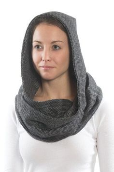 Indiesew.com | Nuna Hood Scarf by Named Clothing Sewing Pattern - $8.73
