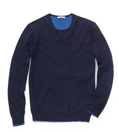 GEOX Blue Sweater