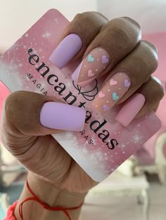 Swag Nails, My Nails, Fake Nails For Kids, Acrylic Nails Coffin Pink, Valentine Nail Art, Luxury Nails, Manicure E Pedicure, Dream Nails, Acrylic Nail Designs