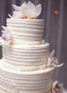 Wedding Cake Ideas No Fondant | deweddingjpg.com