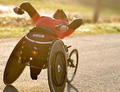 Sillas de ruedas ligeras para prácticas deportivas