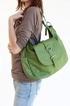 The Kelly Moore B-HOBO Bag - slightly smaller version of my big camera bag/purse, more manageable = perfect