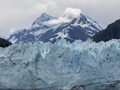 The Least-Visited National Parks – and Why They're Worth a Look Margerie Glacier at Glacier Bay National Park, Alaska's inside passage Glacier Bay National Park, National Parks, Cool Places To Visit, Places To Go, Glacier Bay Alaska, Visit Alaska, Travel Usa, Beautiful Places, Around The Worlds