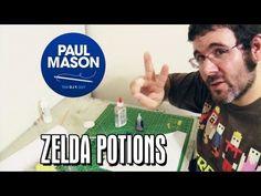 Legend of Zelda - Fairy in a Bottle Pendant: Paul Mason Will work great for my daughter's Halloween costume!