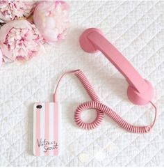 Phone cover: old phone vintage technology girly wishlist home accessory vintage dope pink phone