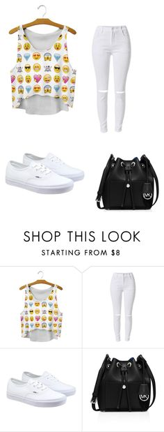 """Untitled #25"" by olive493241 ❤ liked on Polyvore featuring Vans, MICHAEL Michael Kors, women's clothing, women's fashion, women, female, woman, misses and juniors"