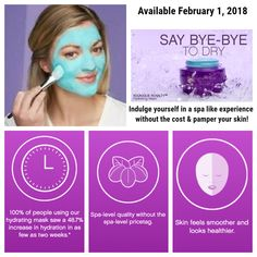 Younique Royalty Hydrating Mask Skin Care Face Cosmetics