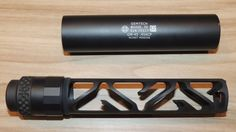 There are currently four G-Core suppressors covering .22 LR, .22 WMR, .17HMR, .300 BLK, 9mm, .40 S