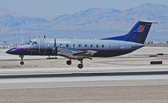 https://flic.kr/p/frTj4S | United Express (SkyWest Airlines) Embraer EMB-120ER…
