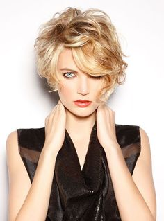 Images of Short Curly Hair | Short Hairstyles Trendy