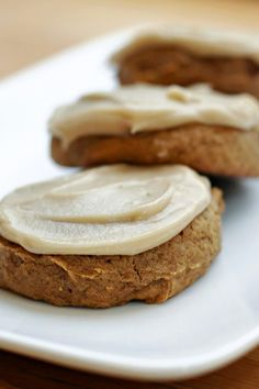 pumpkin spice cookie