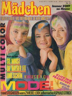 Mädchen Cover 1985