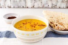 Ein schnelles, wärmendes Rezept gefällig? Probiert doch mal unsere Variante der türkischen Linsensuppe!