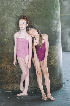 Babiekins Magazine | The Summer Girls with Zuzanna Tarnacki  Photo by Brett Martelli