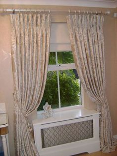 Complement your #interior with made to measure #curtains. Get #toile, #damask, #velvet, #linen and #silk curtains for great interior experience life time... #Creative #Fabric #WindowTreatments #WindowCoverings #Drapery #homedecor   #Shopping #homedesign #homeimprovement #decor  #Bespoke #MadetoMeasure #amazing #beautiful #decoration #decorating #shopping #interiordesign #interiordecor Silk Curtains, Drapery, Window Coverings, Window Treatments, Swags And Tails, Experience Life, Beautiful Decoration, Made To Measure Curtains, Interior Decorating