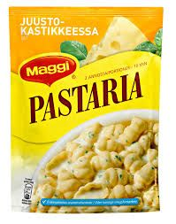Pasta juustokastikkeessa Macaroni And Cheese, Cereal, Pasta, Meat, Chicken, Breakfast, Ethnic Recipes, Food, Morning Coffee