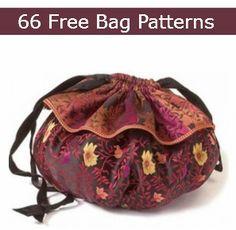 66 Free Bag Patterns
