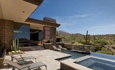 Дом в Скотсдейле, штат Аризона, США. - Дизайн интерьеров | Идеи вашего дома | Lodgers