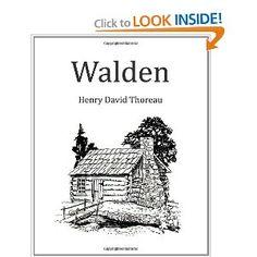 essays on walden thoreau