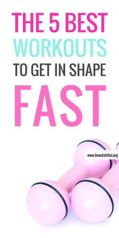 These are *by far* the best at home workouts to lose weight, get fit and reduce belly fat fast! I saw changes within 2-3 weeks of doing these workout videos at home 4-5 times a week in the morning. And they're free! | beautybites.org | workout routine for women #workoutforwomen