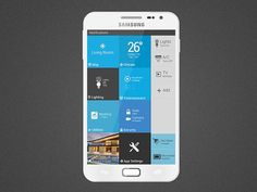 Smart Home App on Behance