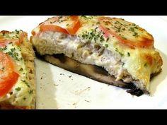 The Best Tuna Melt Sandwich On Sourdough Bread - YouTube