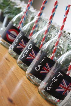 british pinned by www.funkyfabrix.com.au