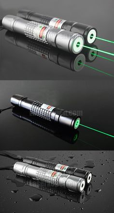 Laserpen groen 200mW waterdicht