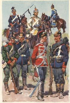 Prussian Army, 1870