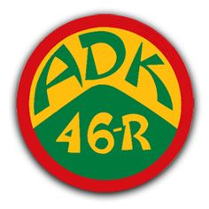 I would love to earn this patch by climbing all 46 of the High Peaks in the Adirondack Mountains. Only 41 more to go :)