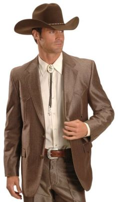 His Clothes  Pinterest  Western Suits, Suit Jackets and Westerns