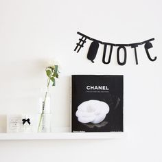 Whats your favourite quote? http://www.modemusthaves.com/musthaves.html