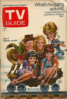 Petticoat Junction TV Series...