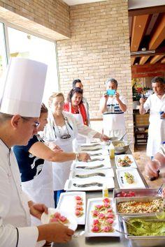 Кулинарный мастер-класс от шеф-повара нашего ресторана Фрида! http://rivieramaya.grandvelas.com/russian/