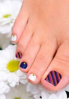 Cute And Easy Toenail Art Designs In 2018 Nails Pinterest Nail