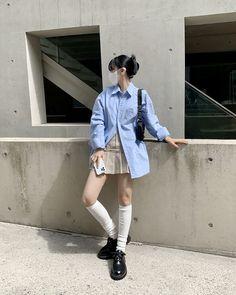 Fashion Moda, Girl Fashion, Fashion Outfits, Fashion Trends, Ulzzang Fashion, Korean Fashion, Minimal Fashion, Swagg, Aesthetic Clothes