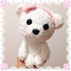 Amigurumi Bear Crochet Bear Crochet Crochet Doll Plush Stuffed Kids Toy Bear…