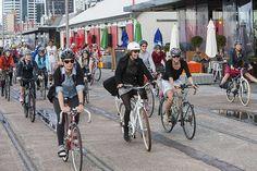 Janette Sadik-Khan cycling Aucklands streets