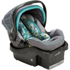 Safety 1st Onboard Plus Infant Car Seat, Plumberry, Gray